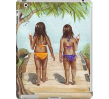 Girls of Summer iPad Case/Skin