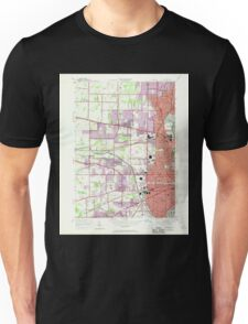 New York NY Rochester West 136095 1952 24000 Unisex T-Shirt