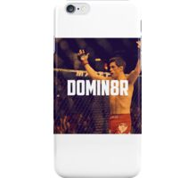 Dominick Cruz UFC iPhone Case/Skin