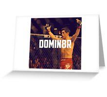 Dominick Cruz UFC Greeting Card