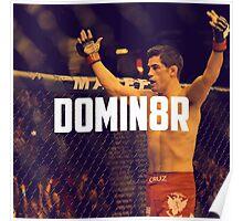 Dominick Cruz UFC Poster