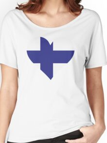 A heart for Finland Women's Relaxed Fit T-Shirt