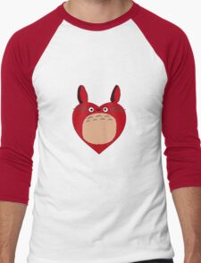 Valentines Totoro T-Shirt