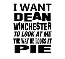 Dean Winchester by cuteshit