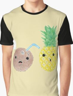 Pina Colada Graphic T-Shirt