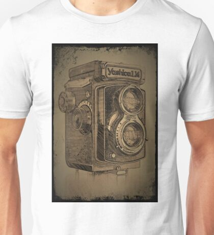 Yashica LM TLR Unisex T-Shirt