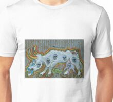 Mad Cow Disease Unisex T-Shirt