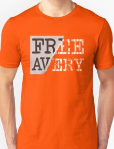 FREE AVERY (Making A Murderer) T-Shirt