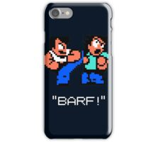 River City Ransom Barf iPhone Case/Skin