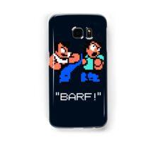 River City Ransom Barf Samsung Galaxy Case/Skin
