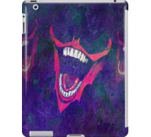 Joker + Batman Smile iPad Case/Skin