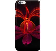 Evolution of the Elusive Fireworks Flower iPhone Case/Skin