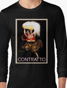Vintage poster - Contratto T-Shirt