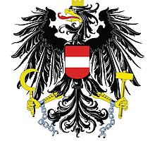 National coat of arms of Austria by artpolitic