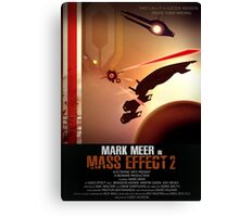 Collector - Mass Effect Canvas Print
