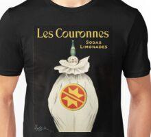 Vintage poster - Les Couronnes Unisex T-Shirt