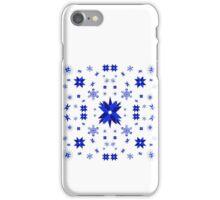 Snow-stars iPhone Case/Skin