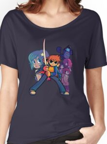 Scott Pilgrim's Finest Hour Women's Relaxed Fit T-Shirt