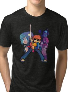 Scott Pilgrim's Finest Hour Tri-blend T-Shirt