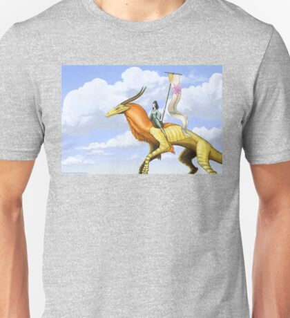Redmane - Golden Dragon T-Shirt