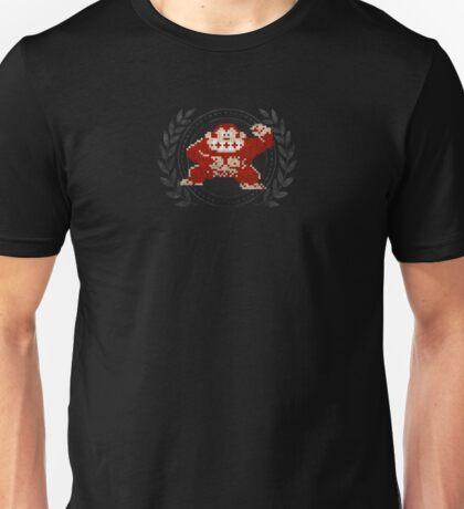 Donkey Kong - Sprite Badge Unisex T-Shirt
