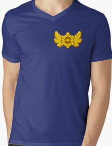 Expedition Society Emblem Mens V-Neck T-Shirt