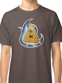 Gravity Falls Bill Cipher Classic T-Shirt