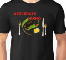 "Desperate Living ""Rat for Dinner"" Unisex T-Shirt"