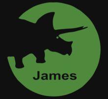 James Kids Tee