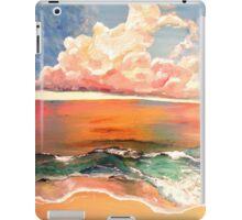 Acrylic Beach iPad Case/Skin