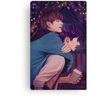 VKook Commission  Canvas Print