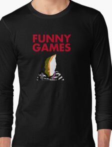 Funny Games Bag Boy Long Sleeve T-Shirt
