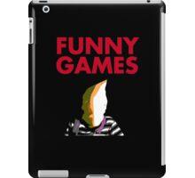 Funny Games Bag Boy iPad Case/Skin