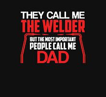 Welder Dad Unisex T-Shirt