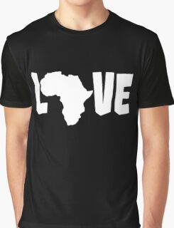 Love Africa Graphic T-Shirt