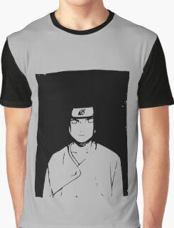 Neji Hyuga Graphic T-Shirt