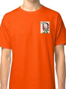 Blue clover  Classic T-Shirt