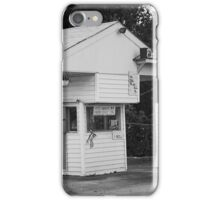 Auburn, NY - Drive-In Theater iPhone Case/Skin