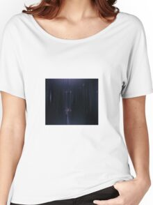 Abstract dark night  Women's Relaxed Fit T-Shirt