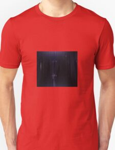 Abstract dark night  Unisex T-Shirt