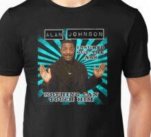 Alan Johnson - Insured out the ass Unisex T-Shirt