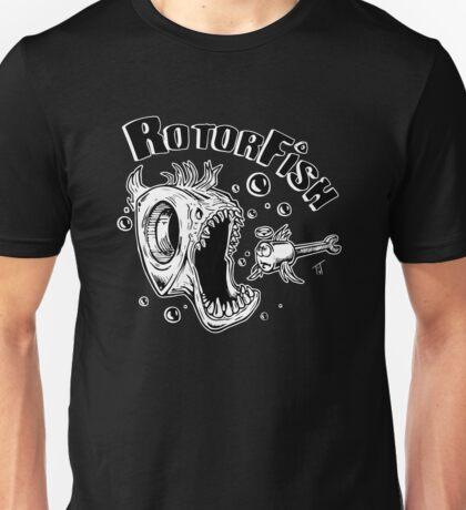 Rotor Fish Unisex T-Shirt