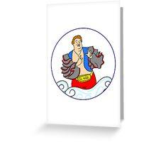 The Niño Greeting Card