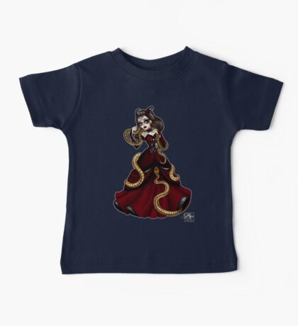 Serpent Princess  Baby Tee