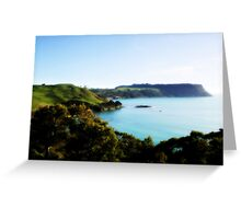 Tasmania - North Coast Greeting Card