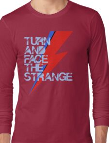 Ch-ch-ch-changes Long Sleeve T-Shirt