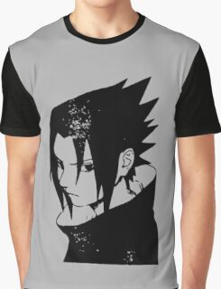 Sasuke Uchiha Graphic T-Shirt