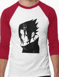 Sasuke Uchiha Men's Baseball ¾ T-Shirt
