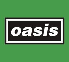 Oasis Logo Kids Tee