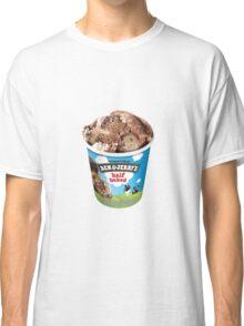 Half Baked Ice Cream Classic T-Shirt